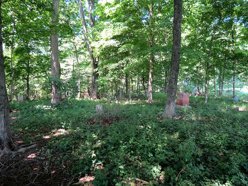 Harrington Faulkner Cemetery
