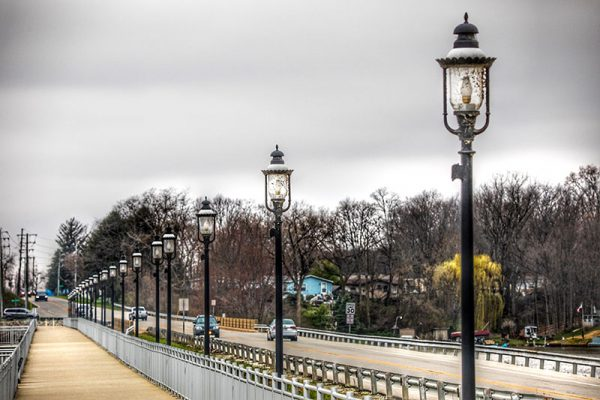 Cicero Causeway Walk Bridge